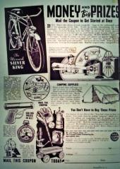 Verso de Marvel Mystery Comics (Timely - 1939) -4- (sans titre)