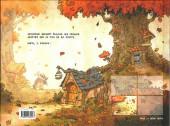 Verso de Sous les Arbres -1- L'Automne de Monsieur Grumpf