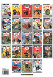 Verso de L'agent 212 -9a2003- Brigade mobile