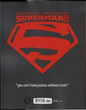 Verso de Superman Year One -1- Book One