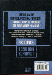 Verso de Battle Royale -INT6- Volume 6 - Ultimate Edition
