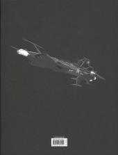 Verso de Capitaine Albator - Mémoires de l'Arcadia -1ES- Les doigts glacés de l'oubli