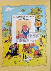 Verso de Tintin - Pastiches, parodies & pirates -a- Ovni 666 pour Vanuatu