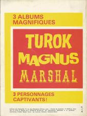 Verso de Mandrake (1re Série - Remparts) (Mondes Mystérieux - 1) -Rec37- Album n°37 (du n°367 au n°372)