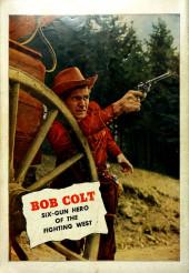 Verso de Bob Colt (1950) -2- The Death Bound Train