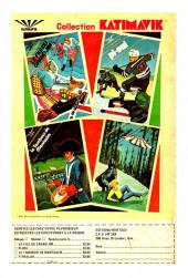 Verso de Archie (1ère série) (Éditions Héritage) -41- Rideau final