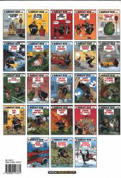 Verso de L'agent 212 -11a2004- Sifflez dans le ballon!