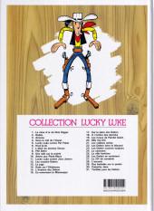 Verso de Lucky Luke -11f2019- Lucky Luke contre Joss Jamon