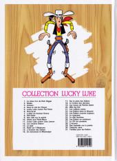 Verso de Lucky Luke -19e2018- Les rivaux de Painful Gulch