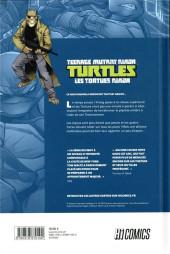 Verso de Teenage Mutant Ninja Turtles - Les Tortues Ninja (HiComics) -7- L'attaque sur le technodrome