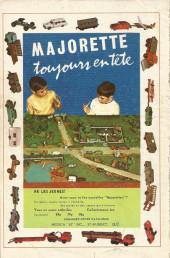 Verso de Millie le Mannequin (Éditions Héritage) -3- Qui a hanté la boîte à musique ?
