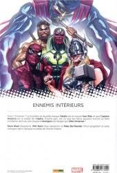 Verso de Avengers (Marvel now!) (2018) -2- Secret empire