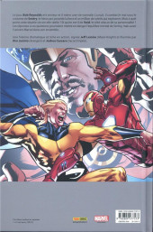 Verso de Sentry (100% Marvel) - L'homme de deux mondes