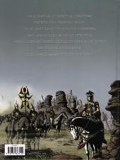 Verso de Les armées du conquérant - Tome 1c04