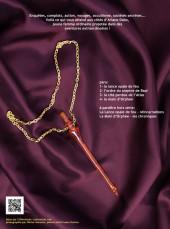 Verso de Ariane Dabo -4- La main d'Orphée