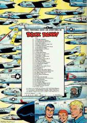 Verso de Buck Danny -3e1980- La revanche des fils du ciel