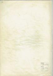 Verso de Buck Danny -1a1948- Les Japs attaquent