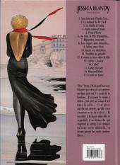 Verso de Jessica Blandy -4a1999- Nuits couleurs blues