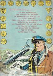 Verso de Buck Danny -13'- Un avion n'est pas rentré