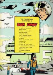 Verso de Buck Danny -25a1965- Escadrille ZZ