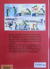 Verso de Gaston (en allemand) -1b2019- Gesammelte Katastrophen