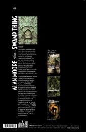 Verso de Swamp Thing (Alan Moore présente) -1- Volume 1