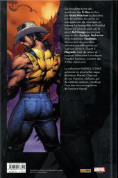 Verso de X-Men (Marvel Icons) -2- Tome 2