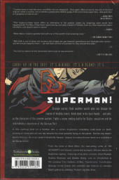 Verso de Superman: Red Son (2003) -INT c2014- Superman - Red Son
