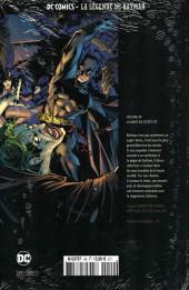 Verso de DC Comics - La légende de Batman -4942- La mort en cette cité