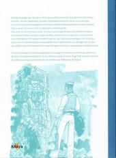 Verso de Tout Pratt (collection Altaya) -17- Corto Maltese - Mû, la cité perdue - 1ère partie