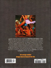 Verso de Savage Sword of Conan (The) - La Collection (Hachette) -45- Vengeance mortelle