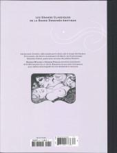 Verso de Les grands Classiques de la Bande Dessinée érotique - La Collection -8262- Paulette - Tome 6