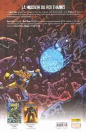 Verso de Thanos : Le retour de Thanos -2- Thanos gagne