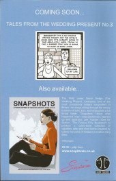 Verso de Tales from the Wedding Present (2012) -2- Issue 2