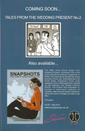 Verso de Tales from the Wedding Present (2012) -1- Issue 1