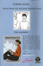 Verso de Tales from the Wedding Present (2012) -5- Issue 5