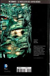 Verso de DC Comics - Le Meilleur des Super-Héros -101- Aquaman - Maelström
