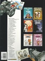 Verso de Spirou et Fantasio -422€- Spirou et Fantasio à Moscou