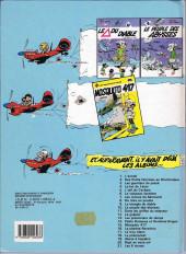 Verso de Les petits hommes -8a1987- Du rêve en poudre