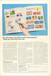 Verso de Ghost Stories (1962) -25- (sans titre)
