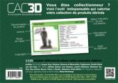 Verso de (DOC) CAC3D -18- CAC3D - édition 2019 - Cinéma
