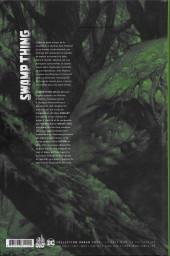 Verso de Swamp Thing (Urban Cult) - Swamp Thing La créature du marais
