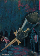 Verso de Boris Karloff Tales of Mystery (1963) -9- (sans titre)