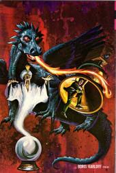 Verso de Boris Karloff Tales of Mystery (1963) -20- The Sleeping Dragon