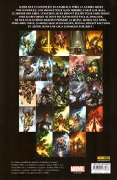Verso de Annihilation Conquest - Tome INT