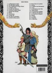 Verso de Thorgal -21a2000- La couronne d'ogotaï