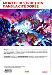 Verso de Thor (Marvel Legacy) - La Mort de la puissante Thor