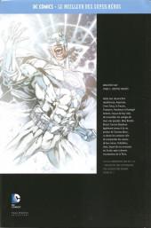 Verso de DC Comics - Le Meilleur des Super-Héros -Premium05- Brightest Day - Tome 2 - Destins Croisés