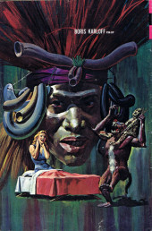 Verso de Boris Karloff Tales of Mystery (1963) -21- The Dream Demon