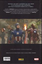 Verso de Marvel Cinematic Universe  -2- The Avengers - Prélude